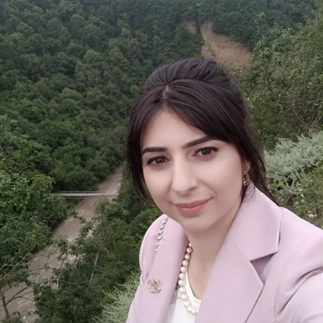Абдурашидова Гюлхалум Шамурадовна